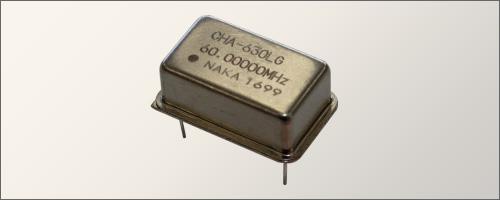 水晶発振器